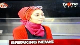 TV One: Chikita Fawzi Standpoints, Subhanallaaaah! (Marissa Haque)