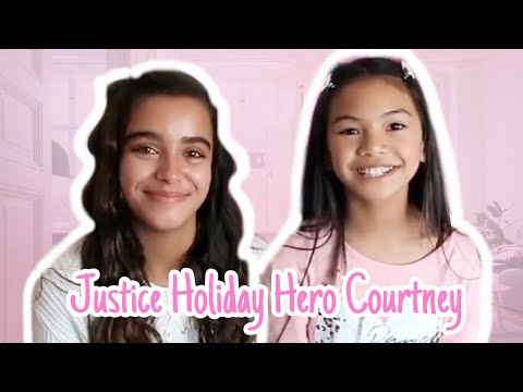 Traveling to LA- Holiday Hero Courtney