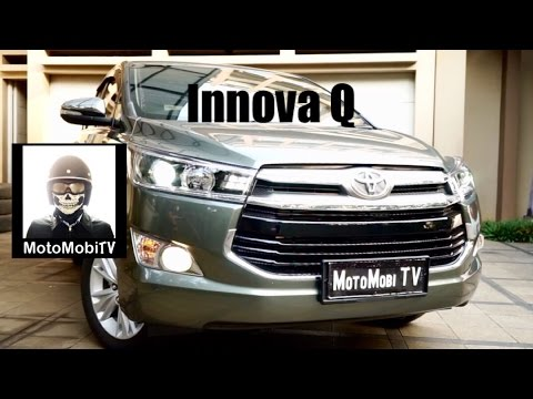 All New Kijang Innova Diesel Harga Yaris Trd Sportivo Toyota Q Youtube