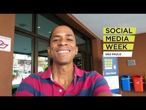 INSIGHTS NO SOCIAL MEDIA WEEK SÃO PAULO 2017 - SMWSP | Vlogcitário #62