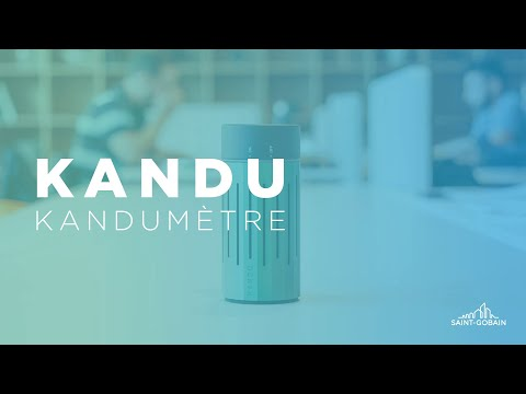Innovation by Saint-Gobain - KANDU : un outil de mesure novateur