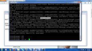 How to configure Sendmail mail Server Part I