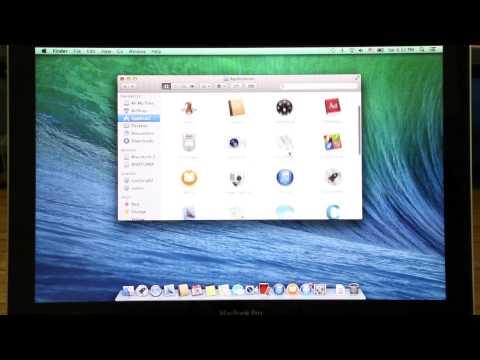 Hướng dẫn sử dụng MacOS