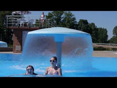 Letná Sezóna Sa Začala Otvorením Letného Kúpaliska