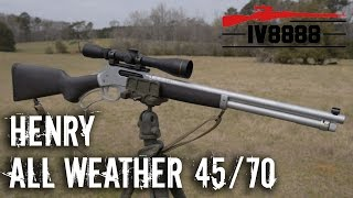 Henry All Weather 45/70
