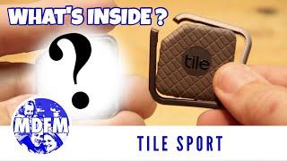 Tile SPORT - What's Inside - TILE PRO SERIES