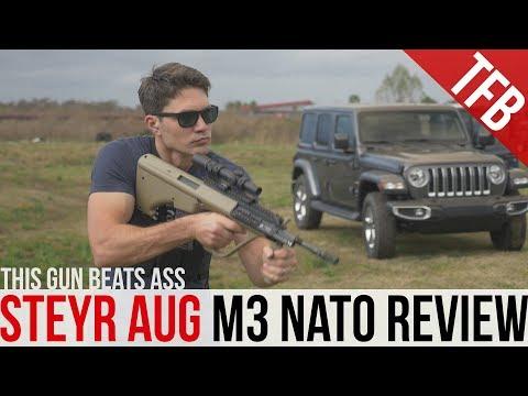 Steyr AUG M3 FULL REVIEW: Irrelevant or Impressive?