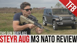 Steyr AUG M3 FULL REVIEW: Irrelevant or Impressive?