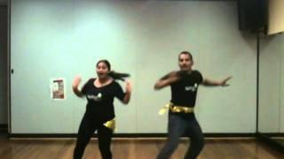 """Natya Bollywood - 4th online workout """" Gal Mitthi Mitthi Bol """""""