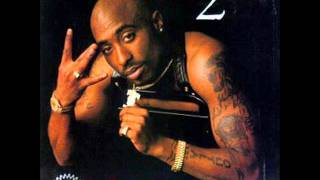Amazing 2pac staring through my rear view instrumental!