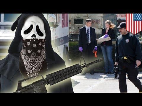 Garda Armored Truck Robbery In Philadelphia Robbers