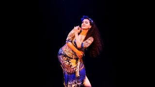 Balady folk with sagates. Alla Sharoyan. Choreography by Youlduz Starkova.