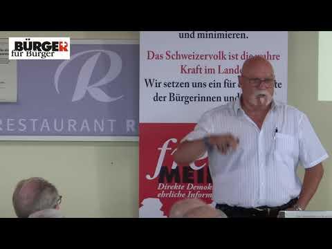 Bürger für Bürger – 9/11 Planspiele der Geheimdienste – Hans Rickenbacher
