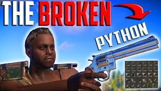 The LEGENDARY BROKEN PYTHON that led us to RICHES | Rust 2/2
