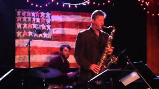 Something In the Way of Things - Saxphone Solo Don Aliquo