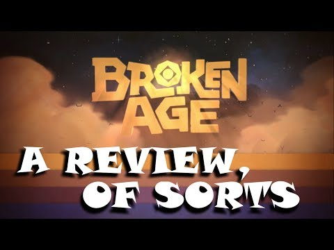 Broken Age - A Review, Of Sorts (spoiler-free)