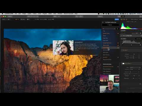 Bring Your Landscape Photos to Life with Luminar 2018