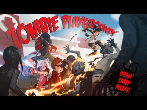 Zombie Playground™ (ZPG) - Steam™ Early Access Trailer