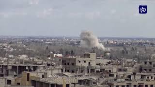 الجيش السوري يحقق تقدماً جنوب الغوطة الشرقية