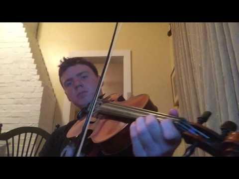Heartache on viola