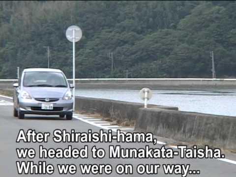 Genkai Driving Route Part1
