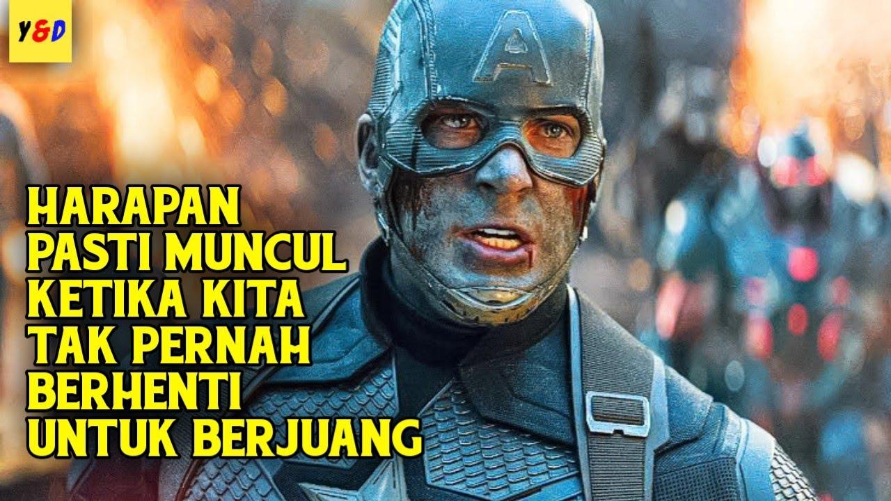 Download Ketika Para Avengers Tak Pernah Berhenti Untuk Berjuang - ALUR CERITA FILM Avengers Endgame