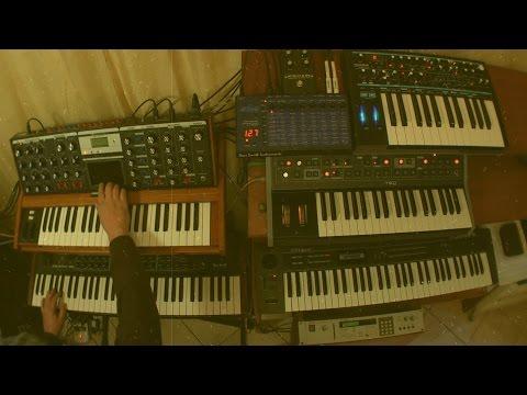 Generative Music w/ Analog Synth