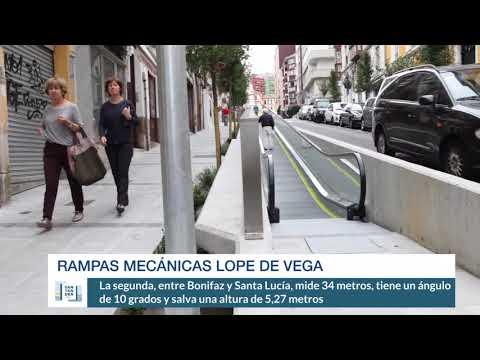 RAMPAS MECANICAS LOPE DE VEGA
