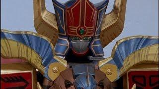 Power Rangers Wild Force - Animus Megazord (Episodes 14-39)