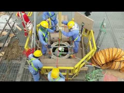 Reactor Internal Works