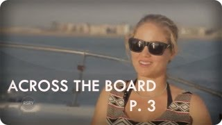 Erika Christensen, Scientologist | Ep. 3 Part 3/3 Across The Board | Reserve Channel