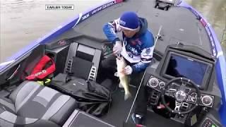 Takahiro Omori started fast once again on Day 3 at Lake Martin. He ...