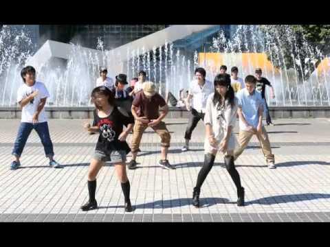 【愛知ダンサーズ】オマーン湖踊ってみた【555人記念】