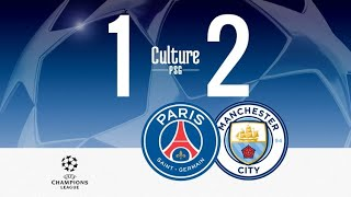 Podcast 29/04/21 : PSG/City (1-2)