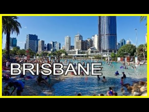 Brisbane Australia Walking Tour Youtube