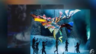 Смотреть видео Цирк Дю Солей в Москве и Спб 2019. Шоу Торук - Аватар онлайн