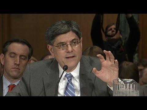 Treasury Secretary Nominee Jack Lew Haunted by Wall Street Past