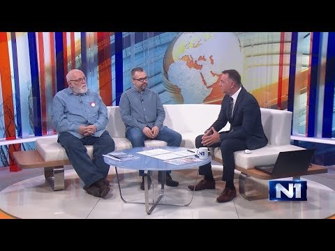 Nenad Puhovski i Goran Dević u Novom danu najavili 15. izdanje ZagrebDoxa