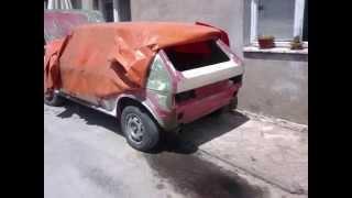VW Golf MK1 Tuning Project 2012