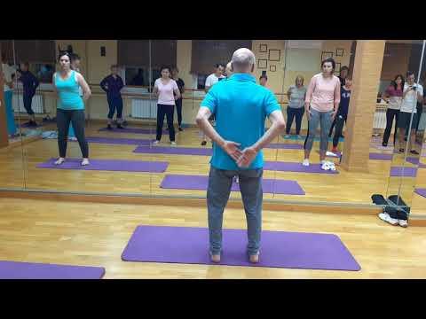 Разблокировка шеи,спины,груди и рук!Метод снимает нервные защемления,спазм мышц!