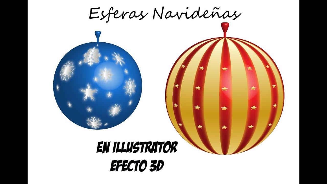 esferas navideas efecto d udo youtube