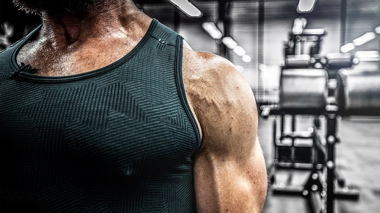 Download How To Get Big Capped Shoulders (The Secret To Training Side Delts)