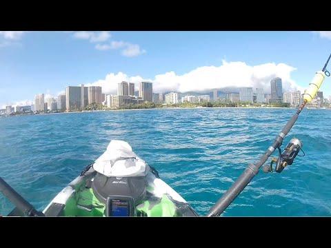 Kayak Fishing Hawaii 2020