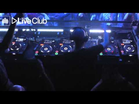 Riva Starr - DJ Mag Session Live @ Ministry of Sound (17.05.2014)
