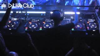 Riva Starr - DJ Mag Session Live @ Ministry of Sound (17.05.2014)
