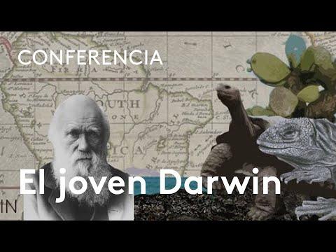 El joven Darwin: el viaje de un naturalista alrededor del mundo