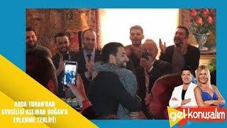 Gel Konuşalım | 74. Bölüm | Arda Turan'dan sevgilisi Aslıhan Doğan'a evlenme teklifi!