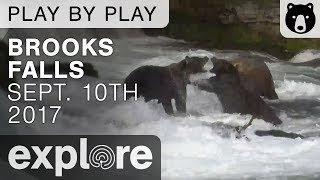 Brooks Falls 11 - Katmai National Park - Live Cam Highlight thumbnail
