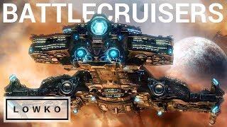 StarCraft 2: THEN SUDDENLY... BATTLECRUISERS!