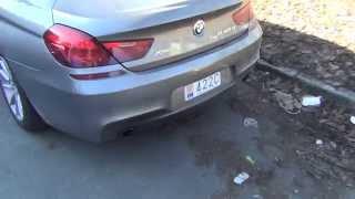 Raga un bel BMW 640d M3,sentiamo i commenti